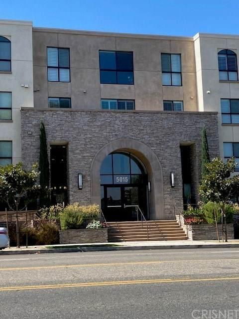 5015 Balboa Boulevard #309, Encino, CA 91316 (#SR20226113) :: Veronica Encinas Team