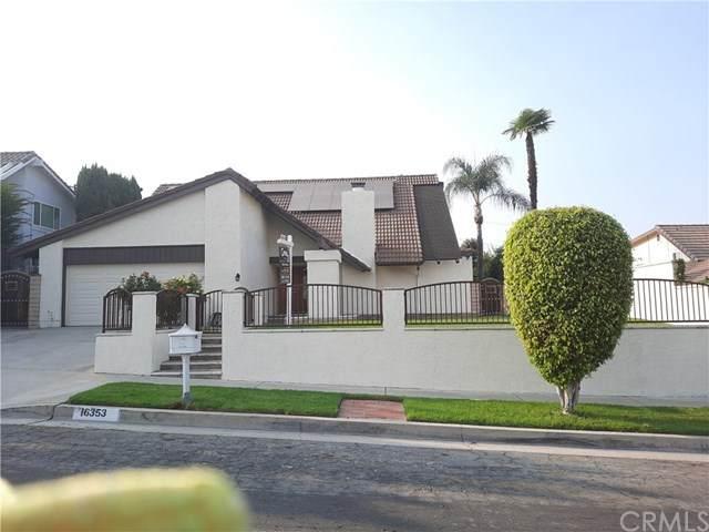 16353 Santa Bianca Drive, Hacienda Heights, CA 91745 (#MB20225646) :: Veronica Encinas Team