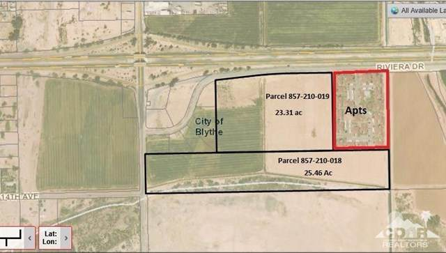 48 Acres On S Intake Boulevard, Blythe, CA 92225 (#219052068DA) :: Zutila, Inc.