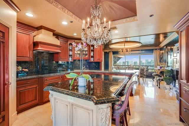 230 W Laurel St #1005, San Diego, CA 92101 (#200049934) :: Z Team OC Real Estate