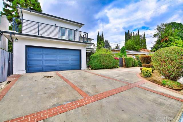 16803 Gresham Street, Northridge, CA 91343 (#SR20225612) :: The Miller Group