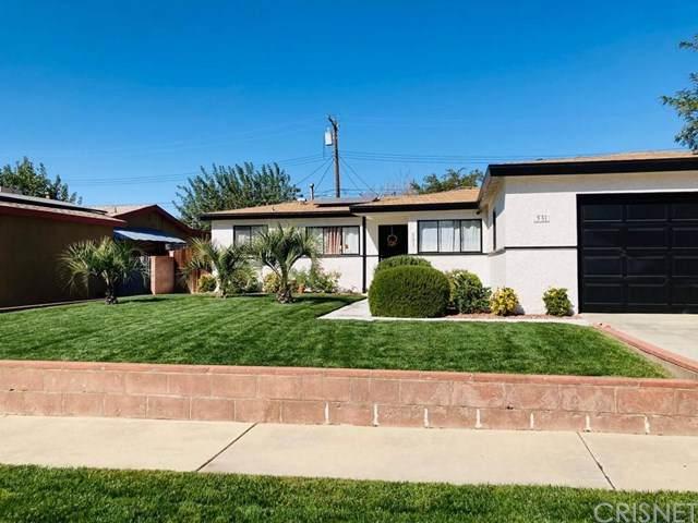 531 E Nugent Street, Lancaster, CA 93535 (#SR20217865) :: Blake Cory Home Selling Team