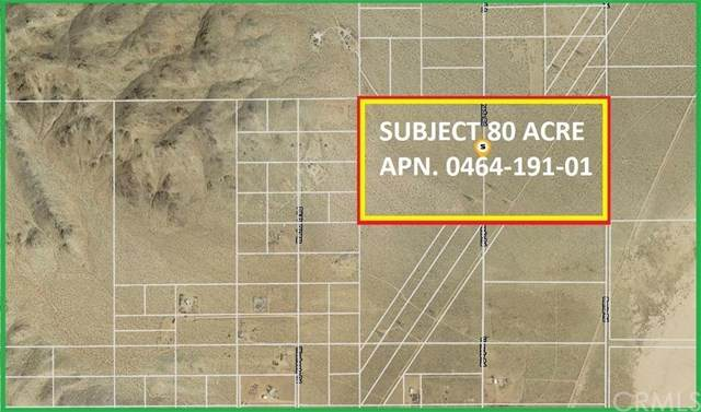 0 Venada Rd, Lucerne Valley, CA 92356 (#CV20226875) :: The Results Group