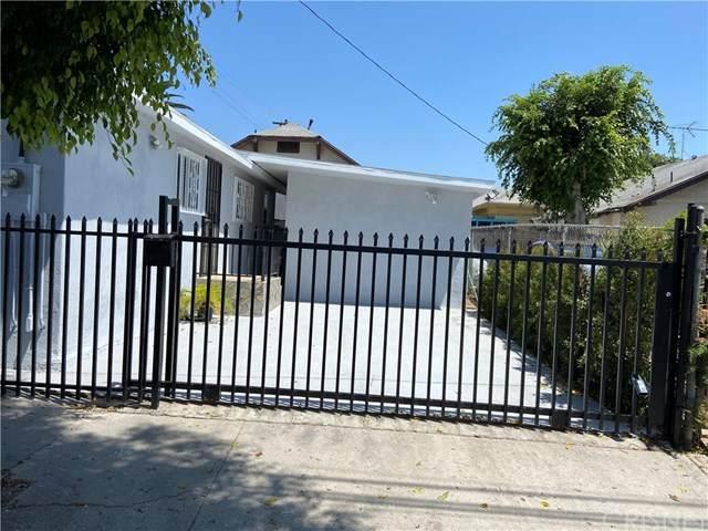 243 E 38th Street, Los Angeles (City), CA 90011 (#SR20226885) :: The Parsons Team