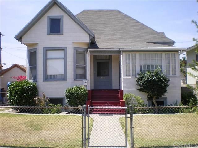 230 E 24th Street, Los Angeles (City), CA 90011 (#CV20226681) :: The Parsons Team