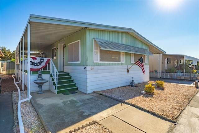 1675 Manzanita Avenue #75, Chico, CA 95926 (#SN20226797) :: The Laffins Real Estate Team