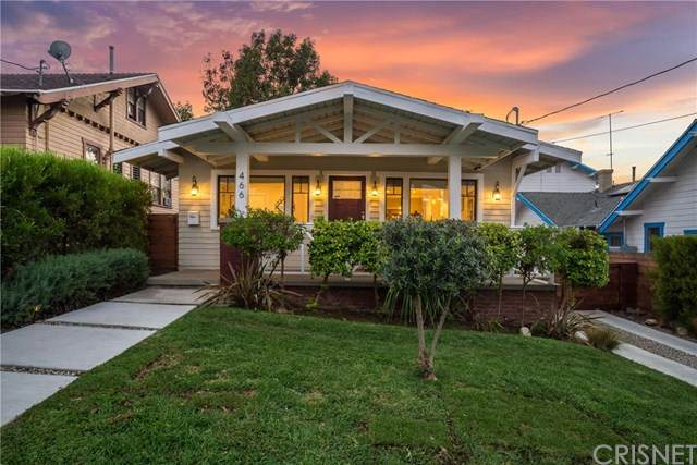 466 Holland Avenue, Highland Park, CA 90042 (#SR20226373) :: Zember Realty Group