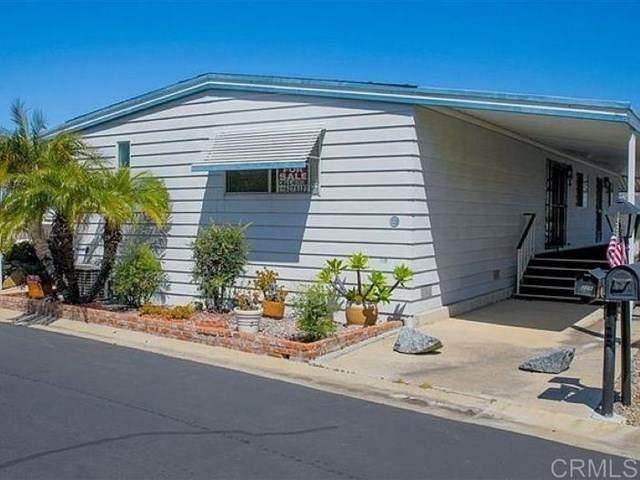 9500 Harritt Rd #229, Lakeside, CA 92040 (#PTP2001020) :: eXp Realty of California Inc.
