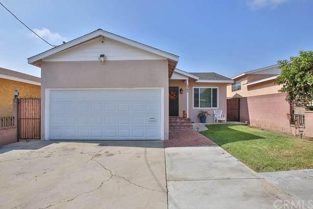 1731 Van Tress Avenue, Wilmington, CA 90744 (#OC20226936) :: Cal American Realty