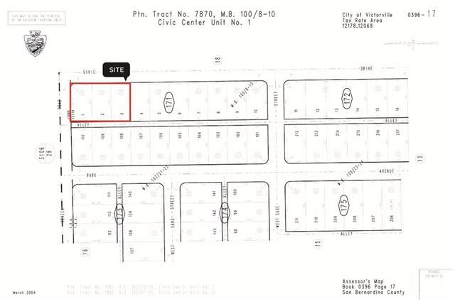 0 Civic Dr. And Seneca Rd., Victorville, CA 92392 (#OC20225090) :: eXp Realty of California Inc.