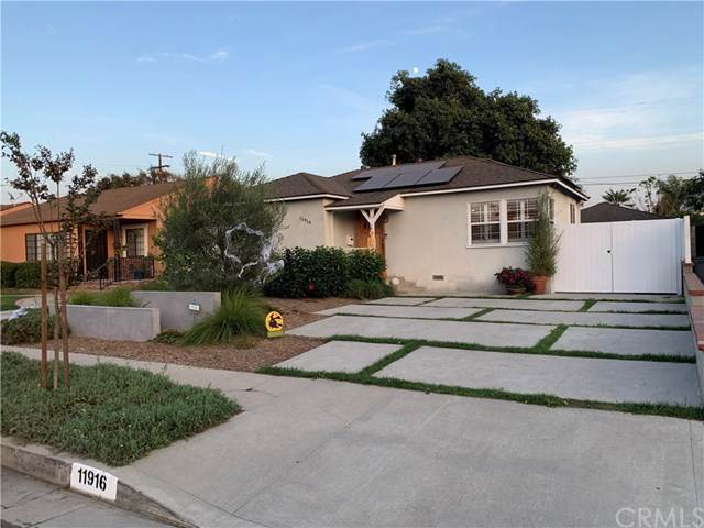 11916 Lucile Street, Culver City, CA 90230 (#SB20226751) :: The Results Group