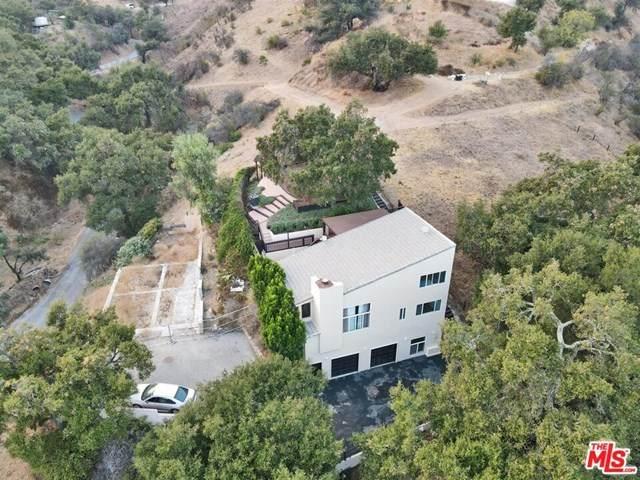 4085 Escondido Drive, Malibu, CA 90265 (#20651150) :: RE/MAX Masters