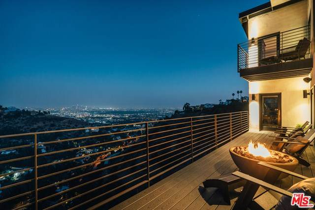 8179 Mannix Drive, Los Angeles (City), CA 90046 (#20650724) :: Team Forss Realty Group