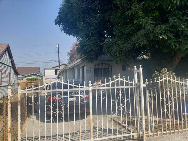 1477 E 43rd Street, Los Angeles (City), CA 90011 (#PW20227151) :: The Marelly Group | Compass