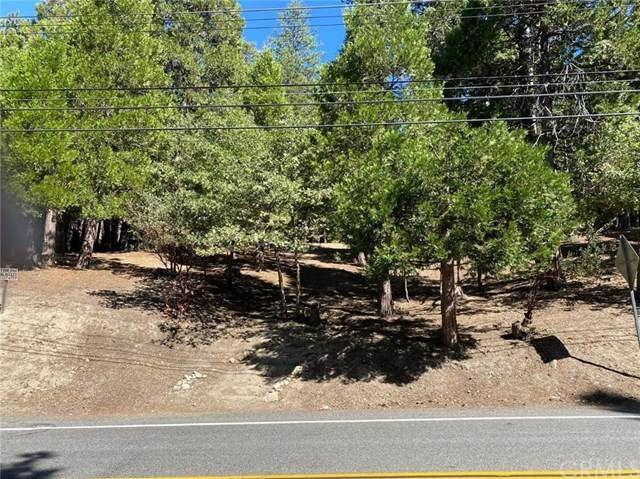 0 Grass Valley Road, Lake Arrowhead, CA 92352 (#EV20227156) :: The Results Group