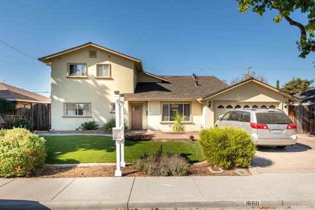 1660 Graham Lane, Santa Clara, CA 95050 (#ML81817688) :: Bathurst Coastal Properties