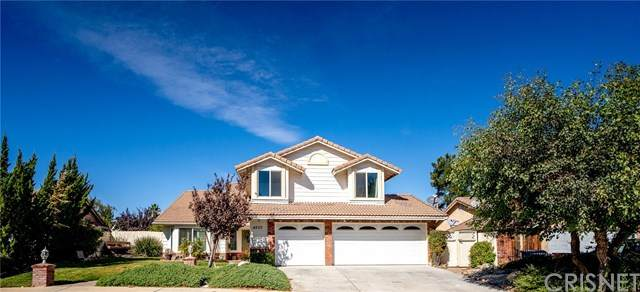 4833 Vitrina Lane, Palmdale, CA 93551 (#SR20227262) :: eXp Realty of California Inc.