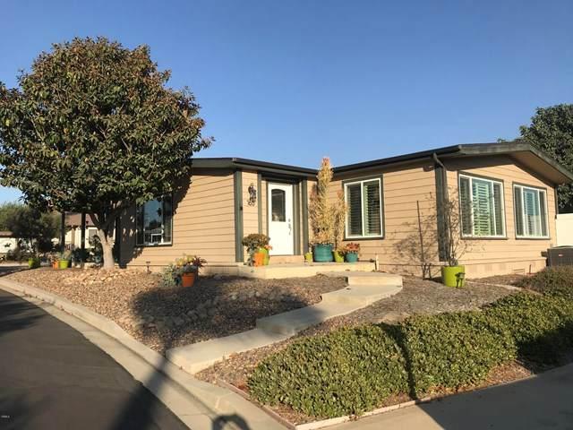165 Tahquitz Drive #192, Camarillo, CA 93012 (#V1-2216) :: Crudo & Associates
