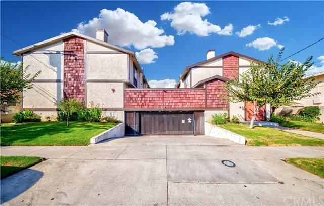 14815 S Normandie Avenue #22, Gardena, CA 90247 (#SB20224015) :: Bathurst Coastal Properties