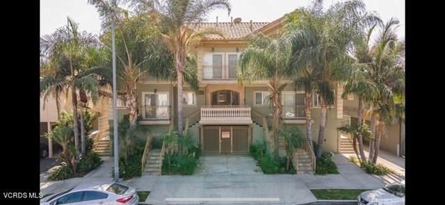 12606 Burbank Boulevard #5, Valley Village, CA 91607 (#220010665) :: Team Foote at Compass