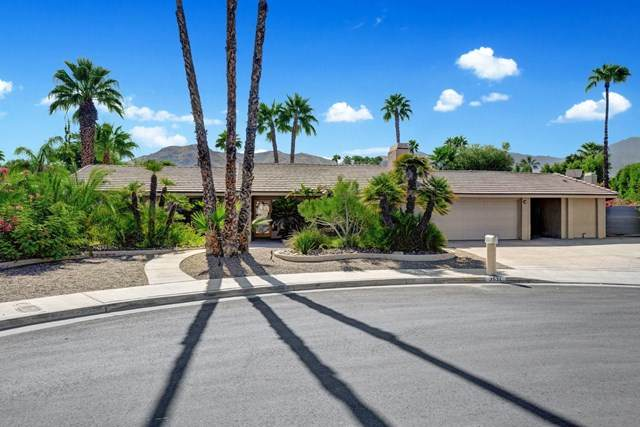 3531 E El Gaucho Circle, Palm Springs, CA 92264 (#219052109PS) :: eXp Realty of California Inc.