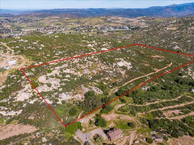 21-.63 Acres Ramona Trails, Ramona, CA 92065 (#NDP2001906) :: Go Gabby