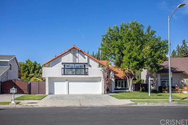 23027 Enadia Way, West Hills, CA 91307 (#SR20227335) :: Steele Canyon Realty
