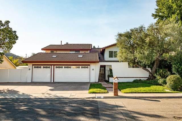 802 Cypress Street, Thousand Oaks, CA 91320 (#220010667) :: RE/MAX Masters