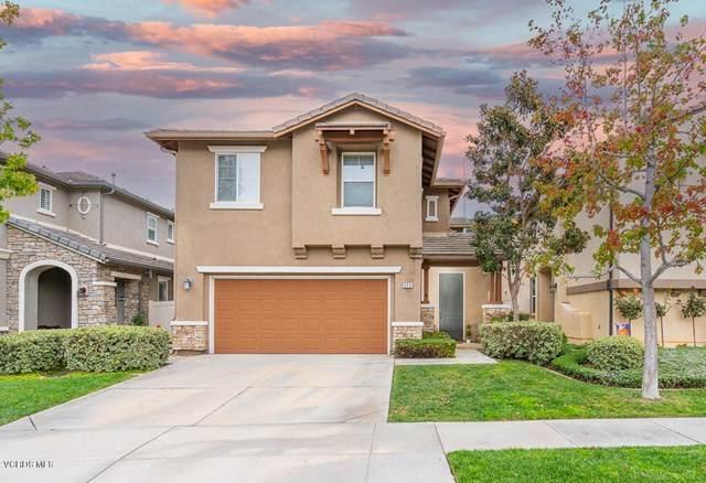 590 Clearwater Creek Drive, Newbury Park, CA 91320 (#220010668) :: Crudo & Associates