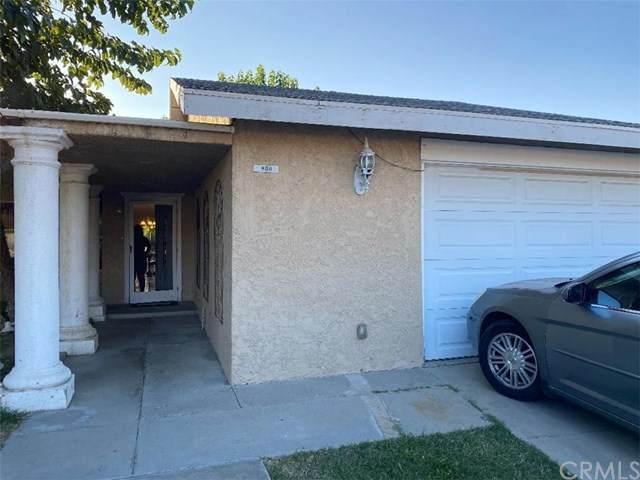 800 S Camino Los Banos, San Jacinto, CA 92583 (#SW20227264) :: RE/MAX Masters