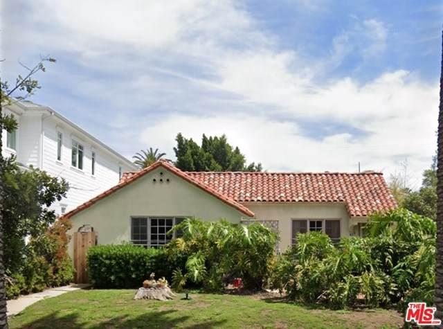 818 N Genesee Avenue, Los Angeles (City), CA 90046 (#20652762) :: RE/MAX Masters