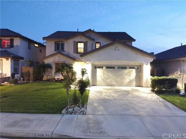 16833 Oakmont Lane, Fontana, CA 92336 (#CV20226177) :: Arzuman Brothers