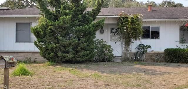 930 Petra Lane, Pacific Grove, CA 93950 (#ML81814211) :: Crudo & Associates