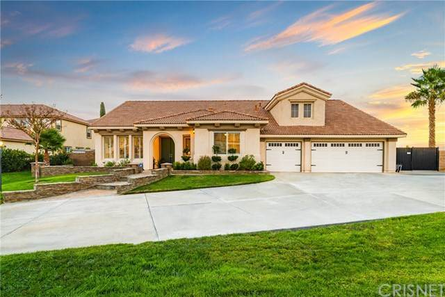 40941 Oakgrove Court, Palmdale, CA 93551 (#SR20226908) :: eXp Realty of California Inc.