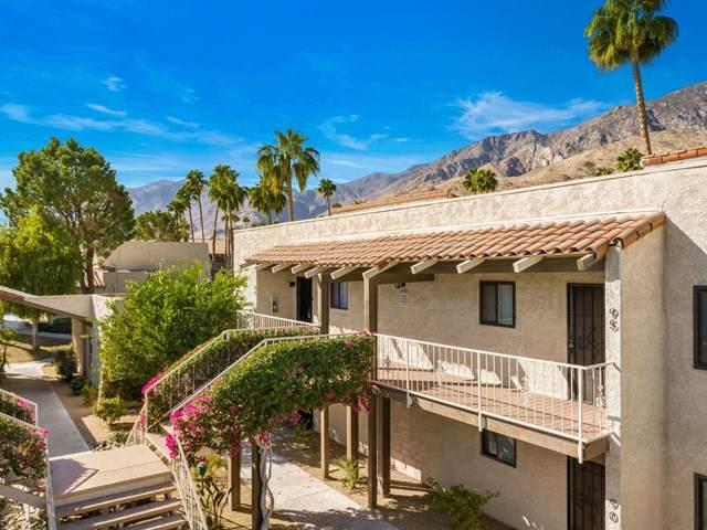 351 E Via Carisma #95, Palm Springs, CA 92264 (#219052130DA) :: Mainstreet Realtors®