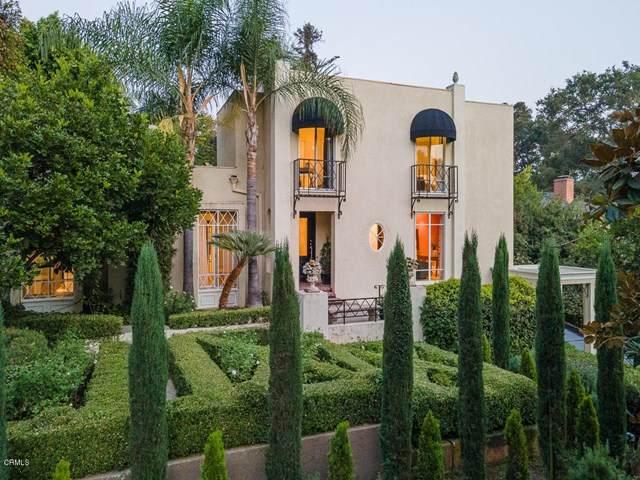 524 S Grand Avenue, Pasadena, CA 91105 (#P1-2043) :: eXp Realty of California Inc.