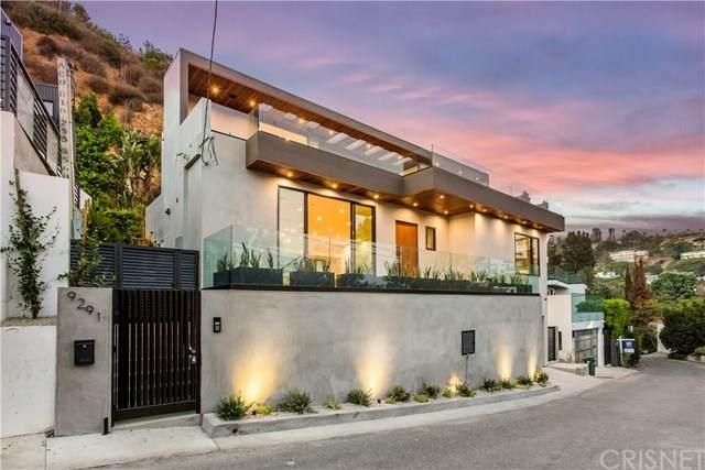 9291 Flicker Way, Los Angeles (City), CA 90069 (#SR20227539) :: Mainstreet Realtors®