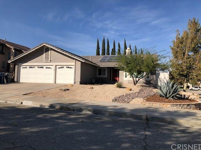 3103 Regency Way, Palmdale, CA 93551 (#SR20227767) :: eXp Realty of California Inc.