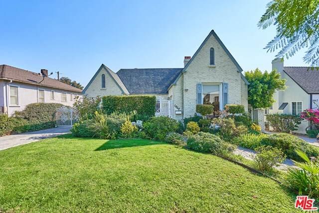 1060 Queen Anne Place, Los Angeles (City), CA 90019 (#20652820) :: Zutila, Inc.