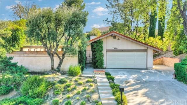17430 Trosa Street, Granada Hills, CA 91344 (#SR20227595) :: Team Forss Realty Group