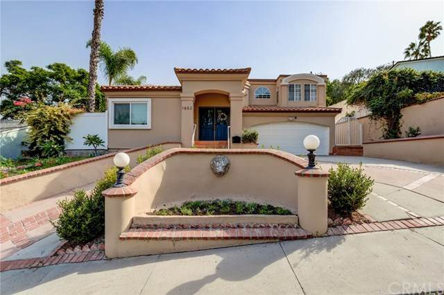 1852 Trudie Drive, Rancho Palos Verdes, CA 90275 (#PV20227512) :: The Miller Group