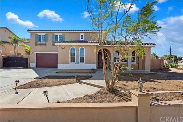 3560 Crestview Drive, Norco, CA 92860 (#CV20227799) :: The Miller Group