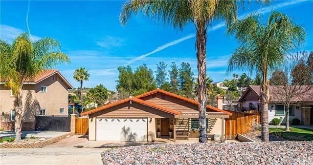22930 Lassen Dr, Canyon Lake, CA 92587 (#IV20227867) :: American Real Estate List & Sell