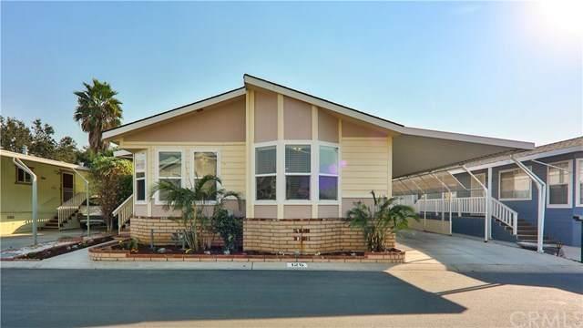 1245 W Cienega Avenue #125, San Dimas, CA 91773 (#CV20227911) :: The Alvarado Brothers