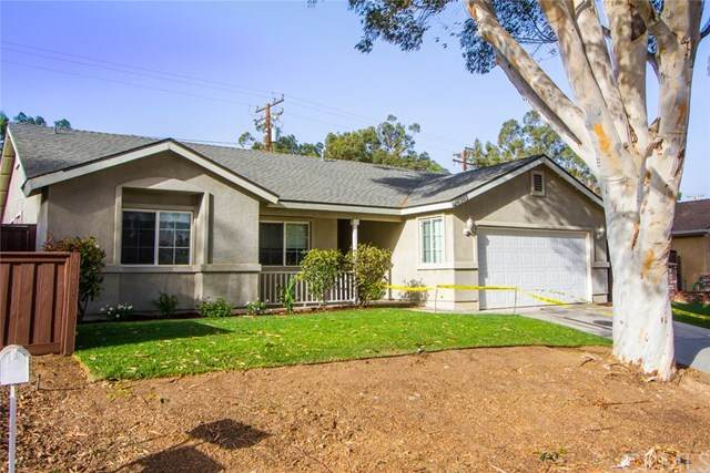 16503 Arnold Avenue, Lake Elsinore, CA 92530 (#SW20227881) :: American Real Estate List & Sell