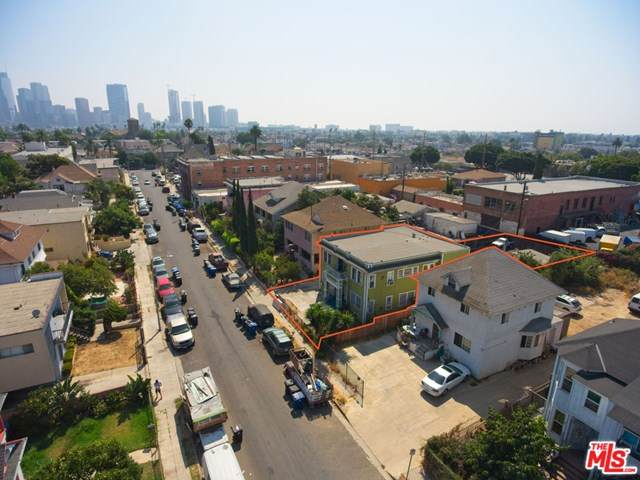 2254 W 15th Street, Los Angeles (City), CA 90006 (#20653018) :: The Miller Group