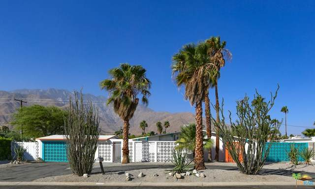 2929 N Davis Way, Palm Springs, CA 92262 (#20652692) :: EXIT Alliance Realty