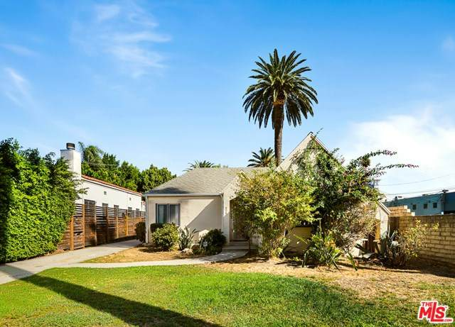 328 N Sweetzer Avenue, Los Angeles (City), CA 90048 (#20651532) :: The Miller Group