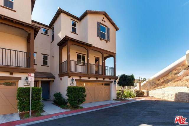 22168 Barrington Way #24, Santa Clarita, CA 91350 (#20652786) :: Team Tami