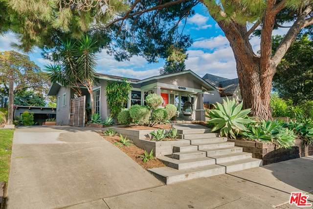 4069 Garden Avenue, Los Angeles (City), CA 90039 (#20652888) :: The Miller Group